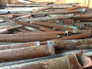 C & R Pipe Metal Recycling